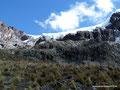 Peru_Cordillera Blanca_Gletscher über uns