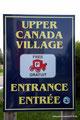 Kanada_Ontario_Upper Canada Village_Pancho meets Village
