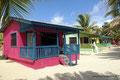 Belize_Placencia_Hütten