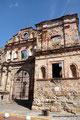 Panama_Panama-Stadt_Altstadt-Gesperrte Kirche