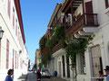 Kolumbien_Cartagena_Straße4