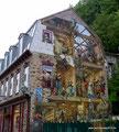 Kanada_Québec_Québec City_La Fresque du Petit-Champlain