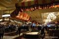 USA_Nevada_Las Vegas_Ruhiger Spielbereich des Casinos Bellagio
