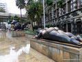 Kolumbien_Medellín_Weitere Botero Skulpturen