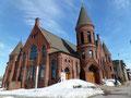 Kanada_Nova Scotia_Amherst_Kirche