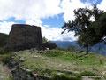 Peru_Kuélap_Präinka Stadt6