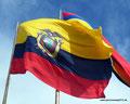 Ecuador_Flagge