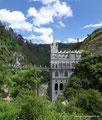 Kolumbien_Ipiales_El Santuario de las Lajas8