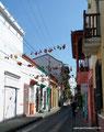 Kolumbien_Cartagena_Straße14