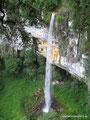 Peru_Cuispes_Unterer Teil des Yumbilla Wasserfalls