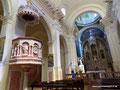 Ecuador_Guayaquil_Kirche Santo Domingo von innen