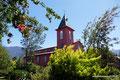 Chile_Carretera Austral_Hornopirén_Kirche