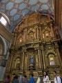 Ecuador_Quito_Seitenkapelle der Kathedrale3