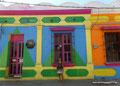 Kolumbien_Santa Marta_Ein paar bunte Straßen
