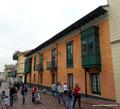 Kolumbien_Bogotá_Wenig los am Sonntag