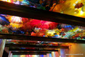 USA_Washington_Seattle_Chihuly Garden and Glass_Persian Ceiling1