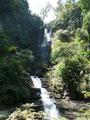 Kolumbien_Juan Curí Wasserfall - 180 m insgesamt