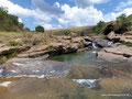 Kolumbien_Fluss Curití_Badelöcher1