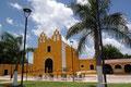 Mexiko_Yucatán Halbinsel_Izamal_Ein anderer Kirchplatz