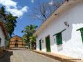 Kolumbien_Barichara_Am Ende die Kapelle Santa Bárbara