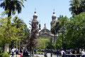 Chile_Santiago de Chile_Plaza de Armas