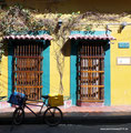 Kolumbien_Cartagena_Radl