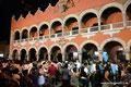 Mexiko_Yucatán Halbinsel_Mérida_Tanz am Sonntagabend