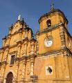 Nicaragua_León_Iglesia de la Recolección