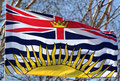 Kanada_British Columbia_Flagge