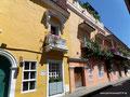 Kolumbien_Cartagena_Straße17