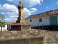 Kolumbien_Barichara_Bolívar Monument