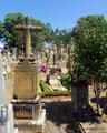 Kolumbien_Barichara_Der Friedhof der Jesus Kapelle2
