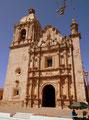Mexiko_Pazifikküste Nord_Concordia_Kirche