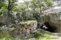 Chile_Bei Puerto Natales_Cueva del Milodón_Der Weg war schöner als die Höhlen