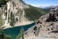 Kanada_Alberta_Banff NP_Lake Louise_Lake Agnes vom Aufstieg zum Big Beehive