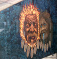 Mexiko_Mexiko-City und Umgebung_Toluca_Wandgemälde im Regierungspalast11