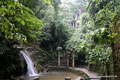 Mexiko_Zentrale Atlantikküste und Puebla_Xilitla_Edward James skurriles Monument im Dschungel3