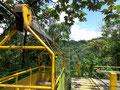 Ecuador_Mindo_Seilbahn in den Tarabita Park