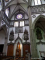 Ecuador_Quito_Kirche Santa Teresita von innen2