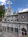 Kolumbien_Ipiales_El Santuario de las Lajas2