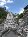 Kolumbien_Ipiales_El Santuario de las Lajas1