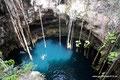 Mexiko_Yucatán Halbinsel_Valladolid_Cenote Oxmán1
