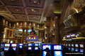 USA_Nevada_Las Vegas_Spielbereich des Casinos Caesars Palace