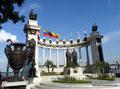Ecuador_Guayaquil_Simón Bolívar Denkmal