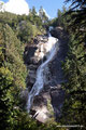 Kanada_British Columbia_335 m hoher Shannon Wasserfall