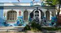 Chile_Santiago de Chile_Wandkunst im Bellavista Stadtteil4