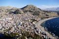 Bolivien_Copacabana_Die Stadt von oben