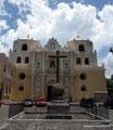 Guatemala_Westen_Antigua_Inglesia de nuestra Señora de la Merced3