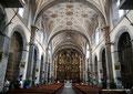 Mexiko_Zentrale Atlantikküste und Puebla_Puebla_Kirche Santo-Domingo