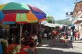 Guatemala_Westen_Chichicastenango_Am Rand des Marktes